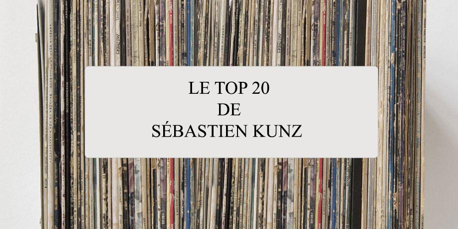 soyons désinvoltes top 20 sébastien Kunz